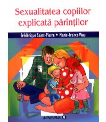 Sexualitatea copiilor explicata parintilor